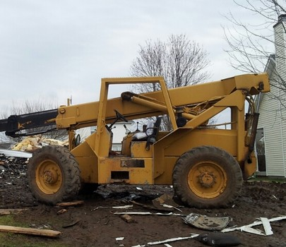 Bulldoze your resume and re-create the territory